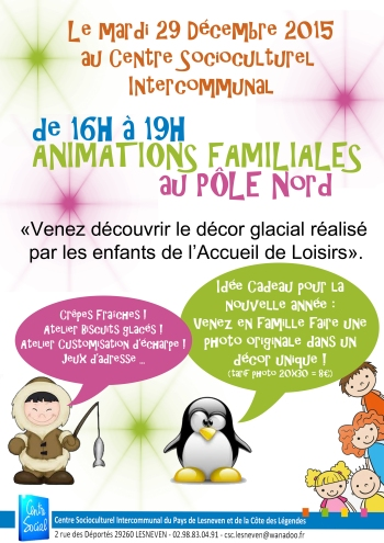 Animations familiales